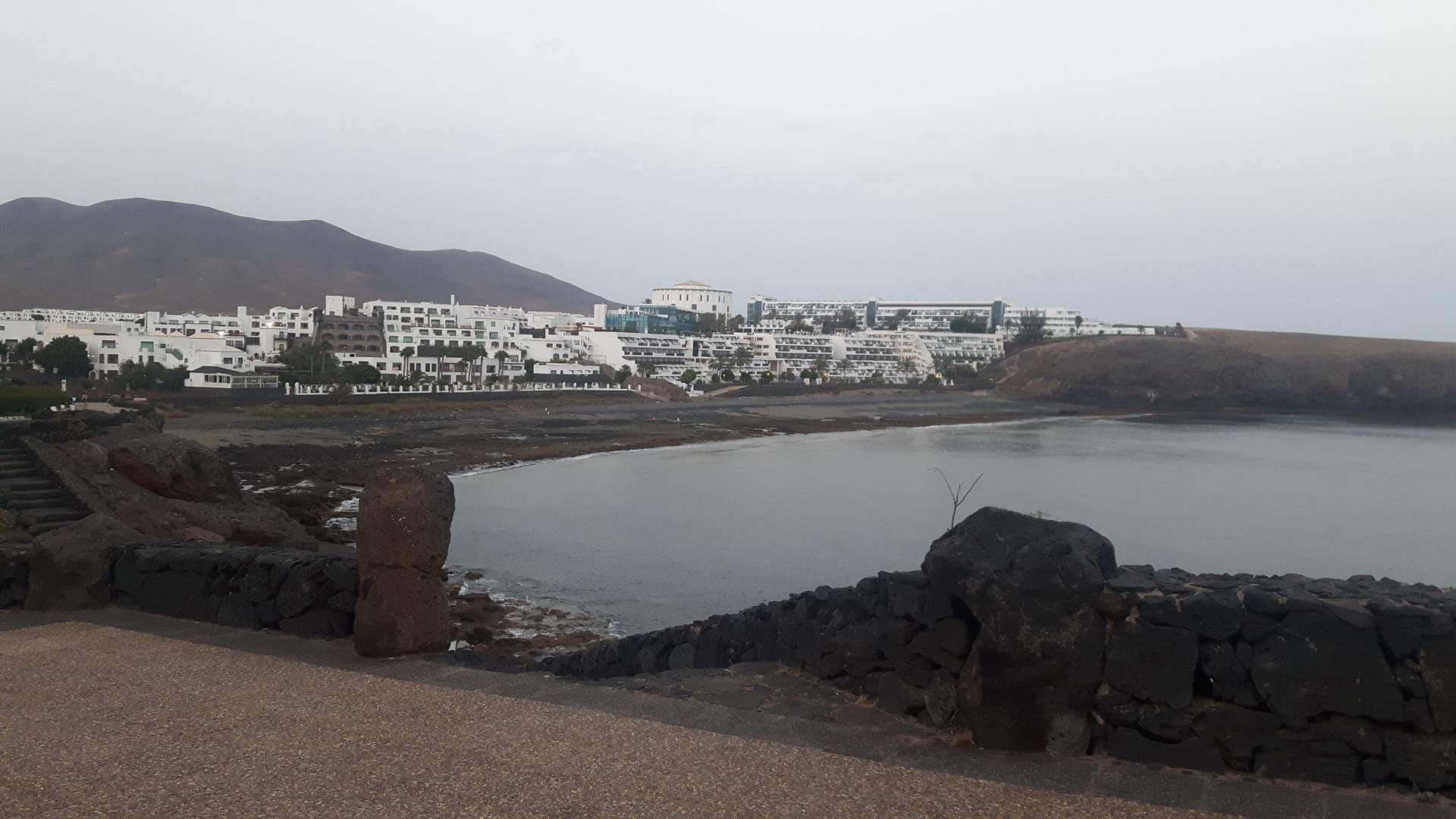 Lanzarote : île volcanique