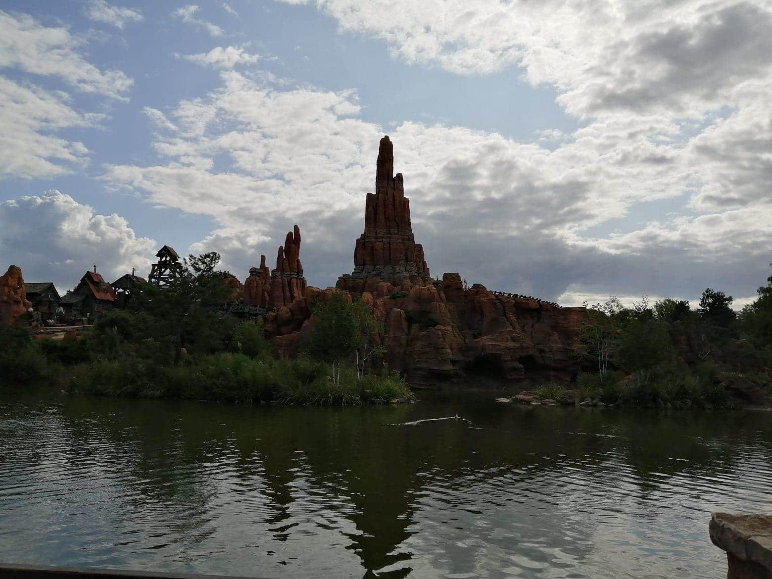 Mes attractions préférées à Disneyland Paris