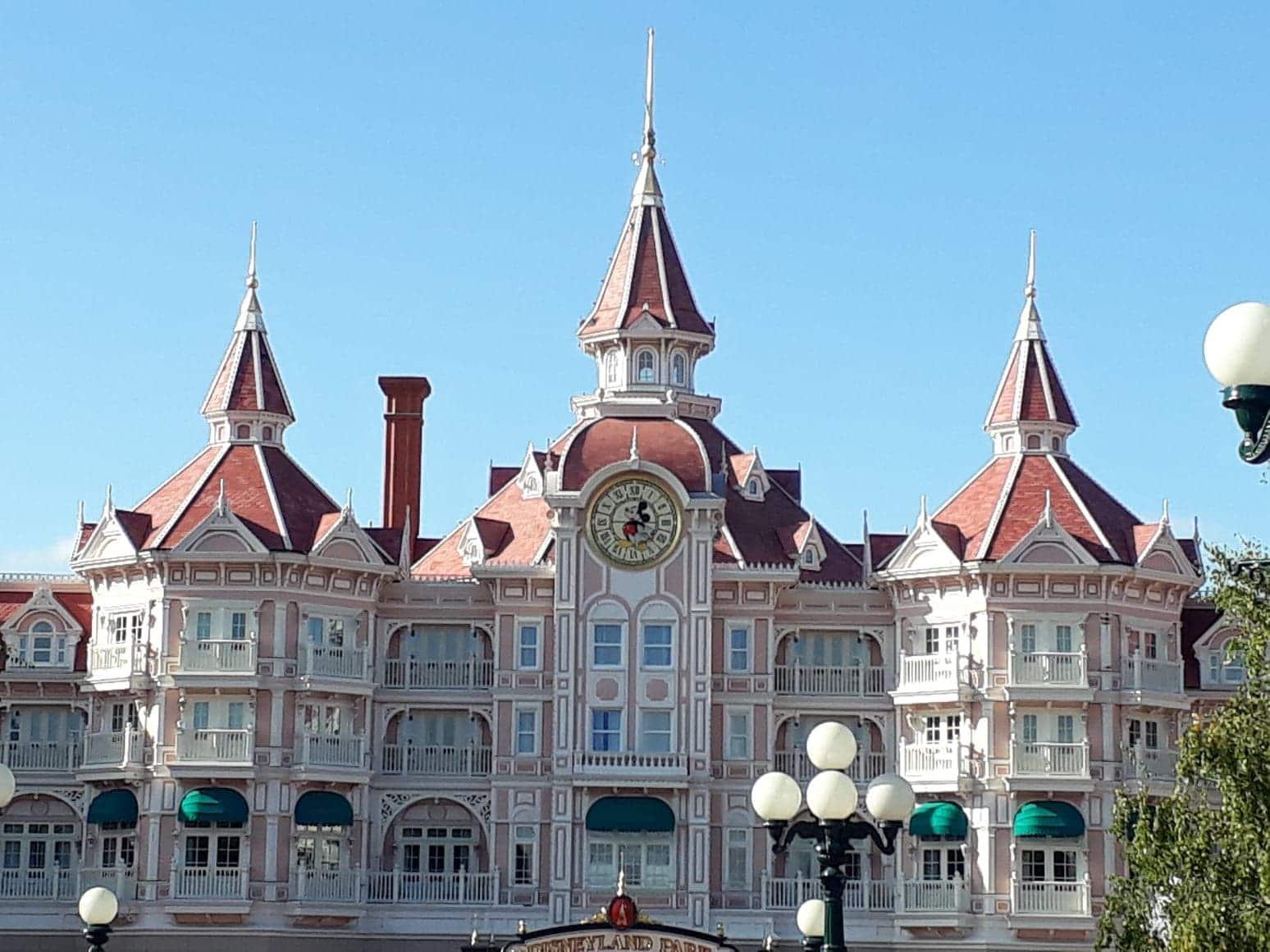 Le Disneyland Hôtel