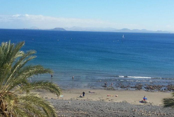 Mes vacances à Lanzarote