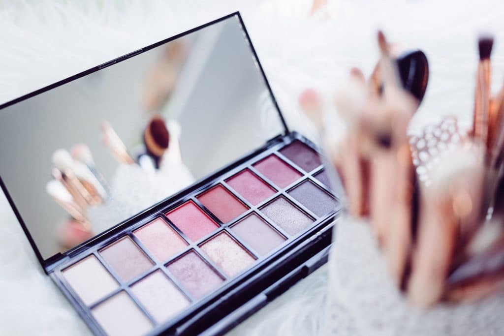 La découverte de cosmétiques