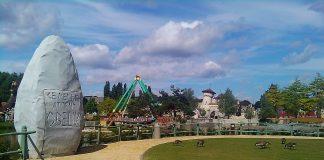 Astérix : le parc d'attraction qui fait peur à Halloween !