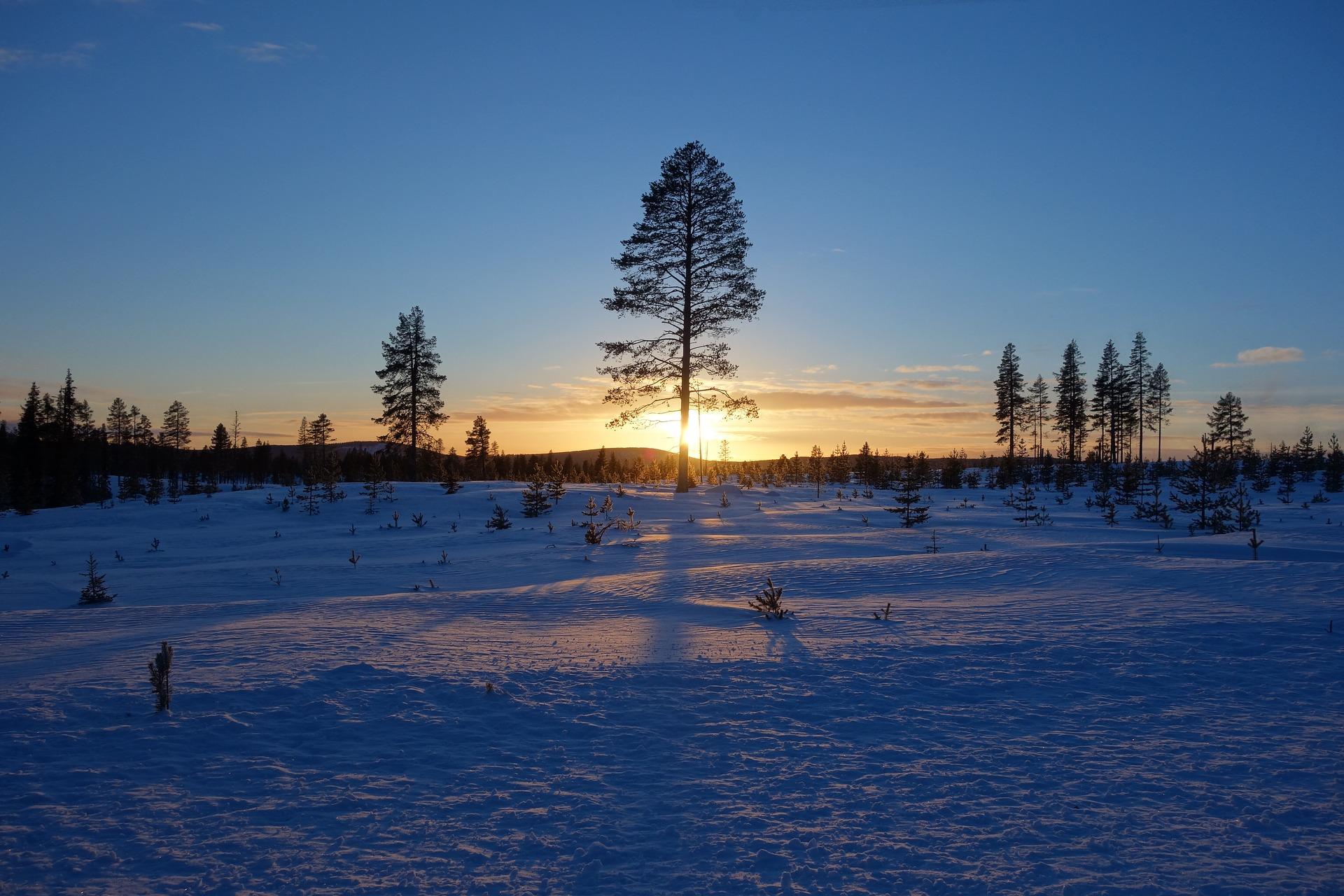 La Laponie : le village du Père Noël